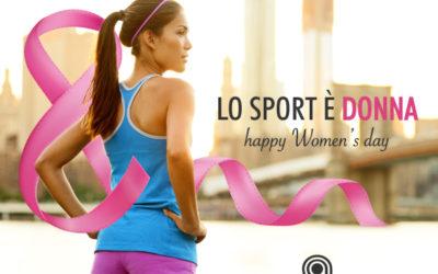 Lo sport è donna